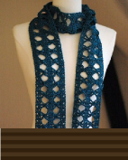 free crochet pattern for scarf