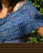 crochet wrap aphrodite