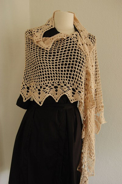 Free Antique Crochet Shawl Patterns : 301 Moved Permanently