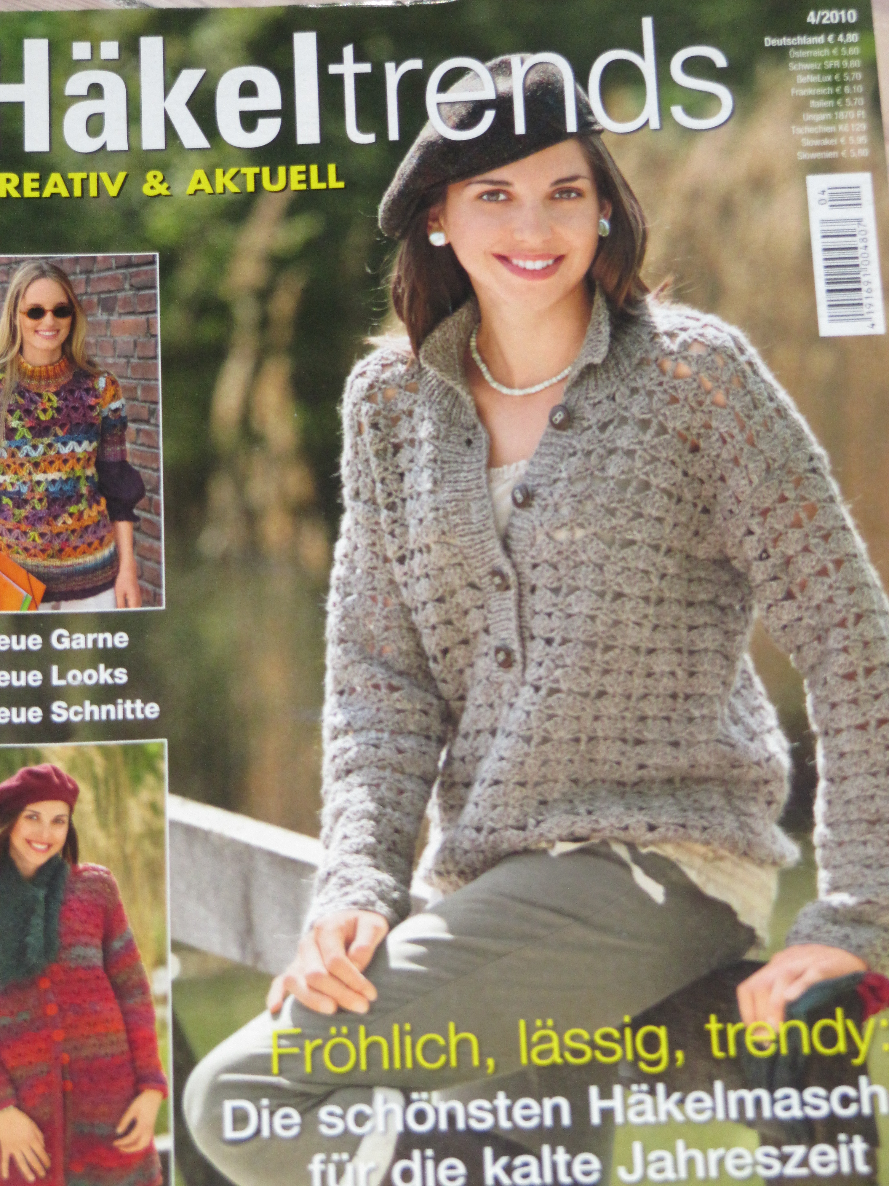 How To Crochet Magazine : crochet magazine Archives - By Number 19